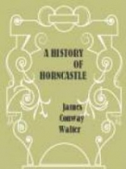 A History of Horncastle