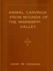 Animal Carvings from Mounds of the Mississippi Valley