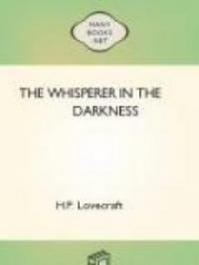 The Whisperer in the Darkness