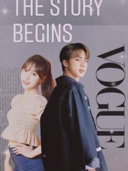 Kim Seokjin And Myoui Mina's Love Story
