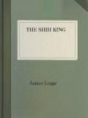 The Shih King, or, Book of Poetry