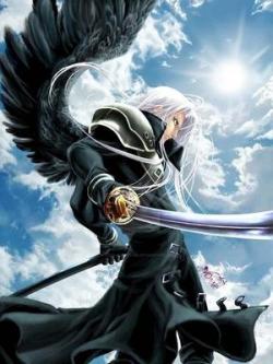 Sword God In DxD