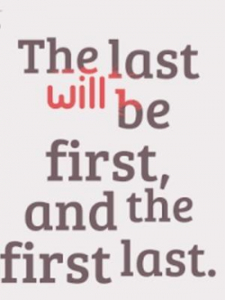 First And The Last Date