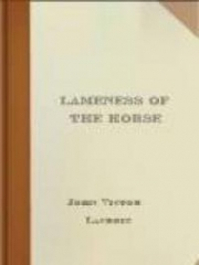 Lameness of the Horse