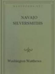 Navajo Silversmiths