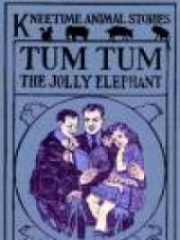 Tum Tum, the Jolly Elephant