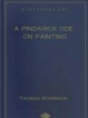 A Pindarick Ode on Painting