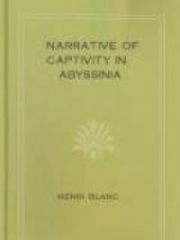 Narrative of Captivity in Abyssinia
