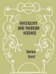 Socialism and Modern Science (Darwin, Spencer, Marx)