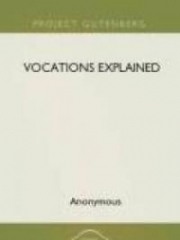 Vocations Explained