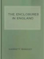 The Enclosures in England