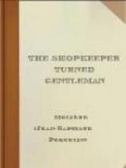 The Shopkeeper Turned Gentleman
