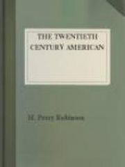 The Twentieth Century American