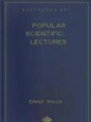 Popular scientific lectures