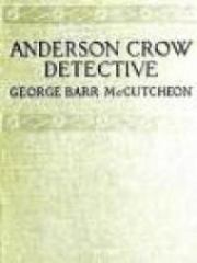 Anderson Crow, Detective