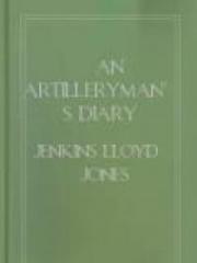 An Artilleryman's Diary