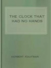 The Clock that Had no Hands