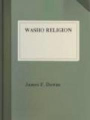 Washo Religion