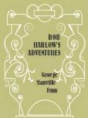 Rob Harlow's Adventures