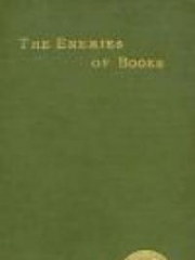 The Enemies of Books