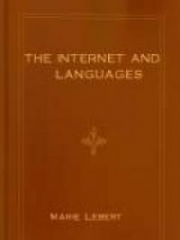The Internet and Languages