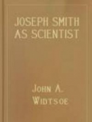 Joseph Smith as Scientist: A Contribution to Mormon Philosophy