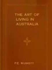 The Art of Living in Australia