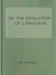 On the Evolution of Language