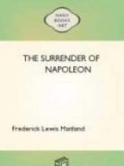 The Surrender of Napoleon