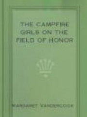 The Campfire Girls On The Field Of Honor