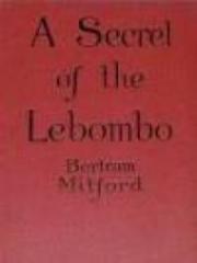 A Secret of the Lebombo