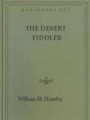 The Desert Fiddler