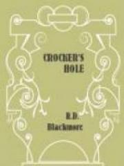 Crocker's Hole