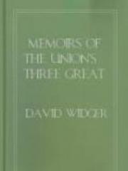Memoirs of the Union's Three Great Civil War Generals