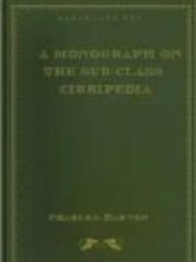 A Monograph on the Sub-class Cirripedia