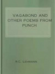The Vagabond And Other Poems From Punch